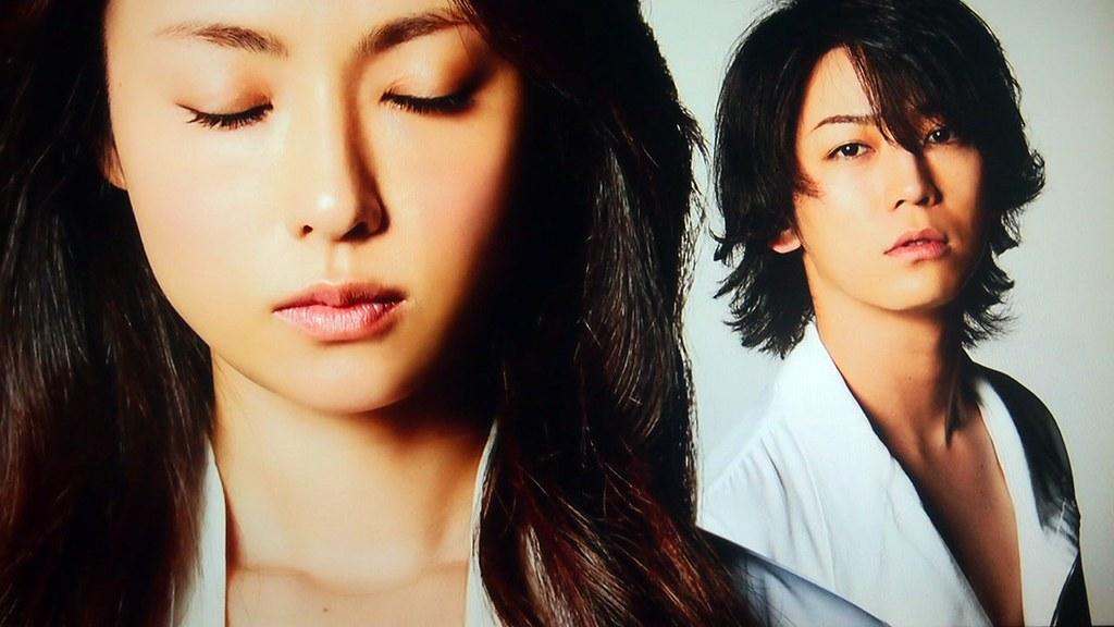 Second Love | KAZUYA KAMENASHI & KYOKO FUKADA