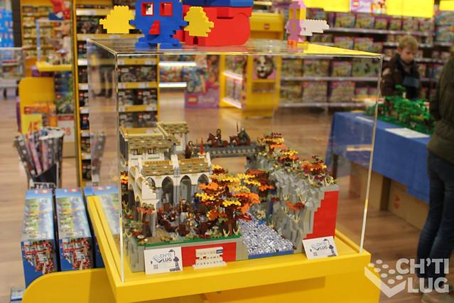 Vitrine Tonton Lego