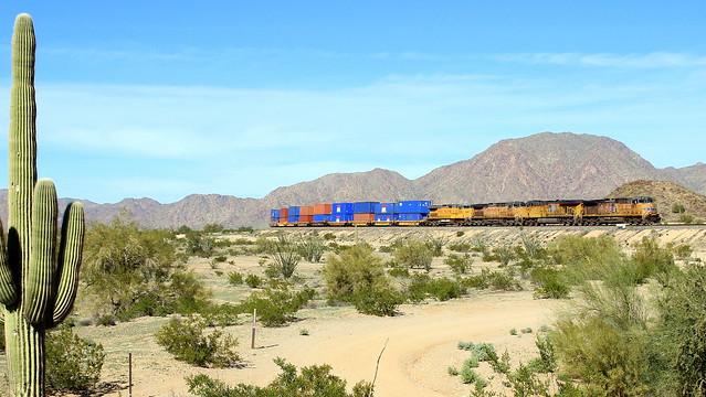 Saguaro Intermodal (On EXPLORE! 1-19-2015)
