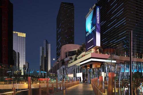 Moon Set Las Vegas | by Don McCullough