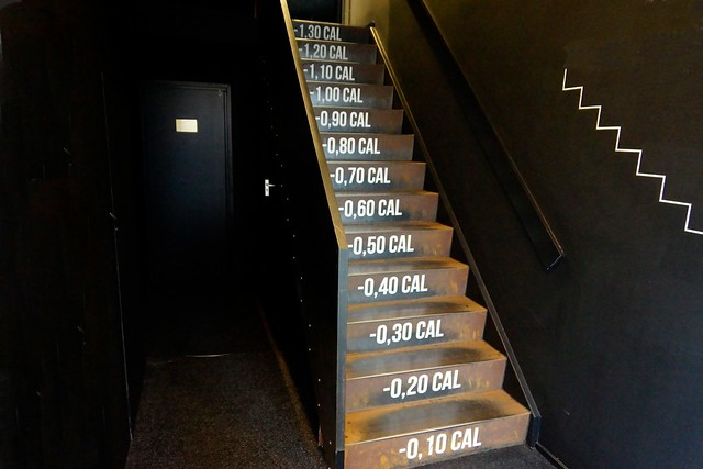 Neem vaker de trap