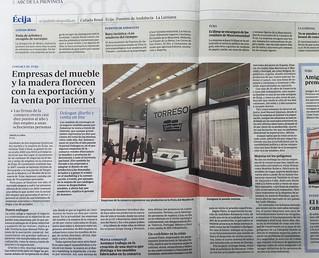 RECORTE PRENSA FEBRERO 16 (2) | by Muebles de Écija