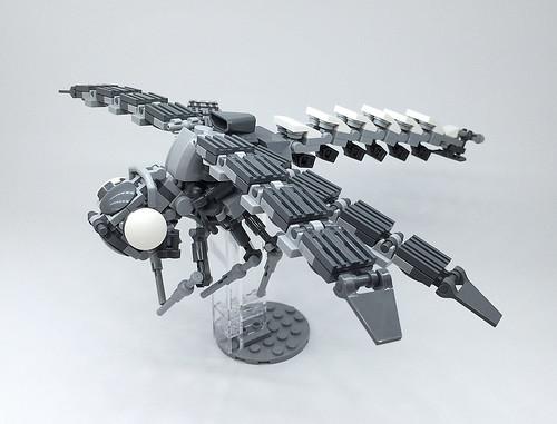 LEGO Mech Dragonfly-06