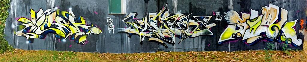 Artists: Mesk, CoreOner and Siak