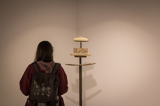 Oberlin College Department of Art faculty in the Studio Art division presented its fall art show, Studio Art 2016, in the Richard D. Baron '64 Art Gallery.   Photographs by Pang Fei Chiang '19