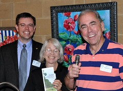 Linda Brooks announced that on Monday, October 19th the club will hold its 6th Annual North Raleigh Rotary Jack Andrews Memorial Golf Tournament.