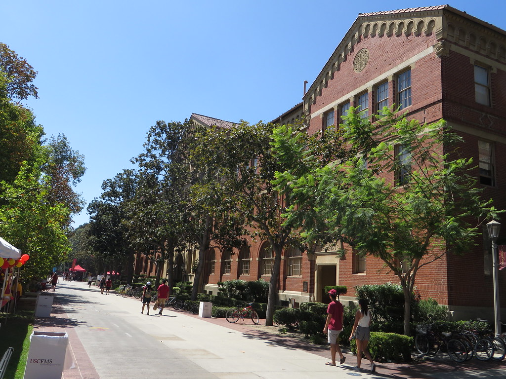 University of Southern California (USC), Los Angeles, Cali… | Flickr