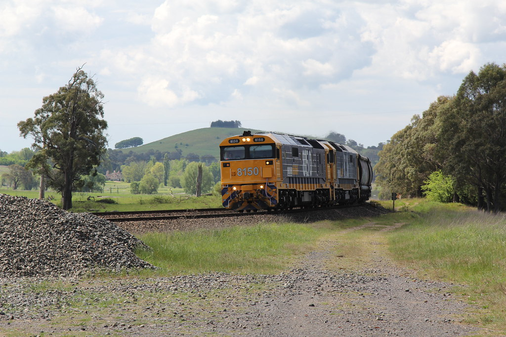 8150 and 8136 2223N by Chris Tonkin