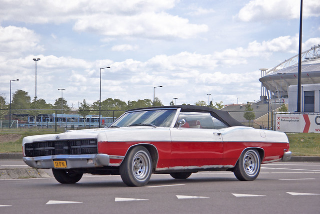 Ford LTD XL Convertible 1969 (4619)