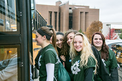 UWGB Make a Difference Day - Oct. 23, 2015