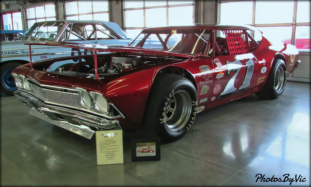 '68 Chevy Chevelle Race Car