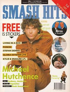 Smash Hits, October 04, 1989