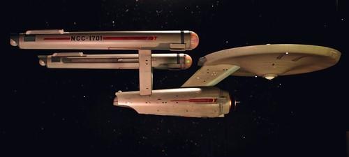 USS Enterprise 010 | by trekriffic
