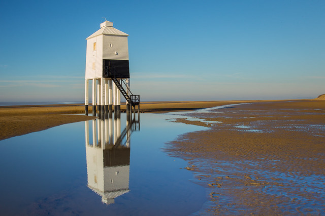 Burnham -on- sea Lighthouse,Somerset