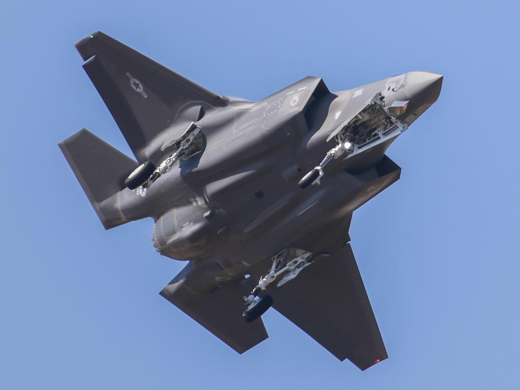 Xplane 11 F35a