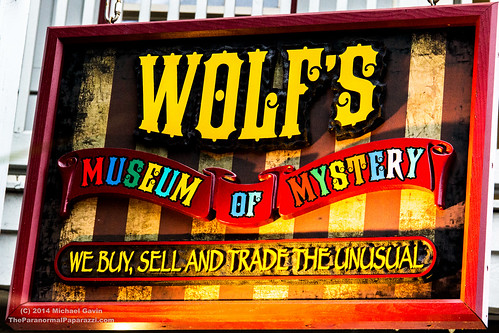 Wolf's Museum of Mystery | by OutsideTheMagic