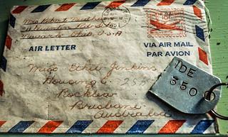 1951 Brisbane Letter