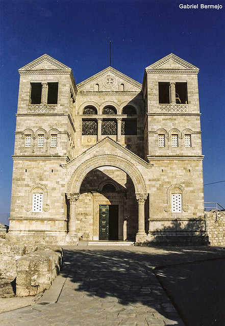 Basílica de la Transfiguración - Monte Tabor - Israel