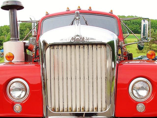 Mack @ Sugar Creek Rest, Car & Truck Show (HTT)