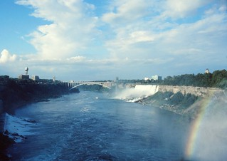 Rainbow at Rainbow Bridge