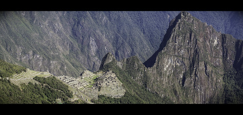 Huayna and Machu Picchu from the Inca Trail | by Geraint Rowland Photography
