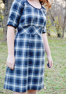 Colette Patterns Dahlia Dress - Version 1 | by MissMake