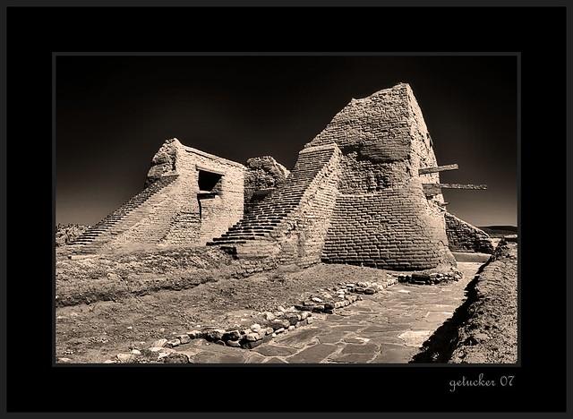 History at Pecos