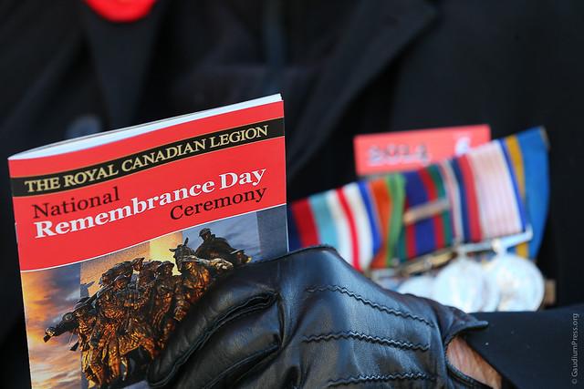 Un homenaje a la Virtud del Sacrificio: Rememberance 2014