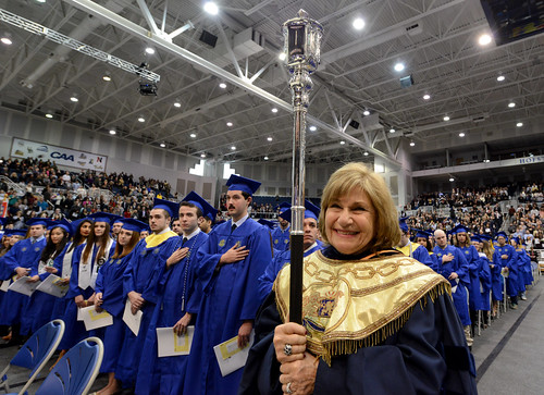 Hofstra Mid-Year Commencement 2014