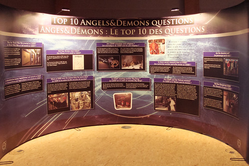 Top 10 Angels&Demons Questions | by xlth