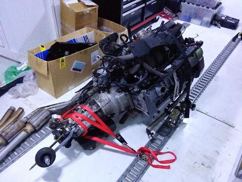 S50 motor swap | by peter*g