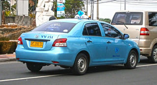 2007–2013 Toyota Limo taxi | by Aero7MY