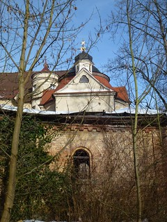 Hühnerstall, Schloßkapelle, Schloß Waldsee.