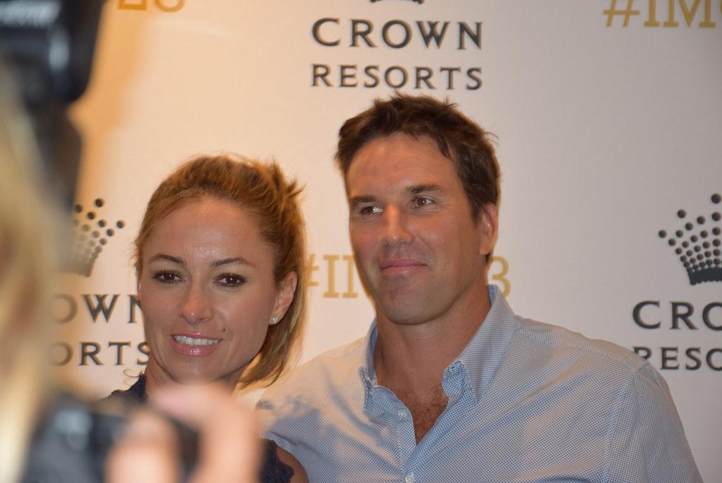 Australian Open Players' Party