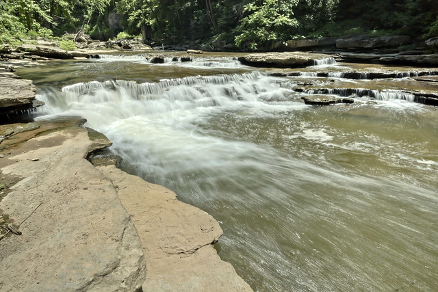 Rapid, Roaring River, Overton County, Tennessee