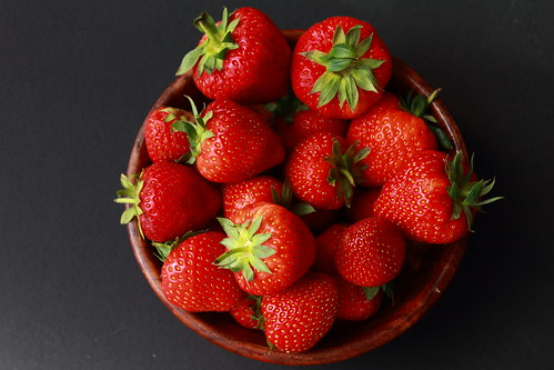 Strawberries | by Suchitra Photography