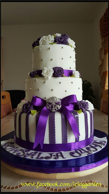 Fondant cake / Birthday cake ....😀