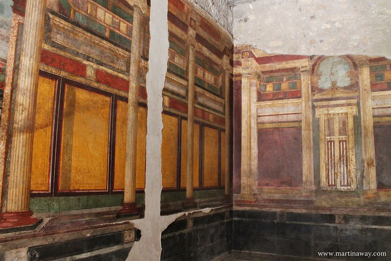 Scavi di Pompei, Villa dei Misteri