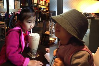 飲料是我的,帽子也是我的耶! | by hsuanwei