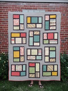 Kitchen Windows quilt