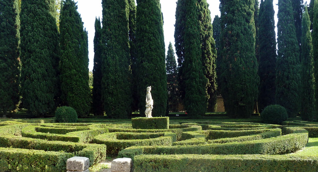 Giardino Giusti in Verona | Alistair Young | Flickr
