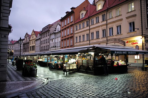 Setting up the Market | by romanboed