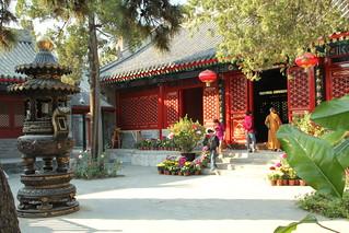 China_0100 - Beijing Fayuan Temple
