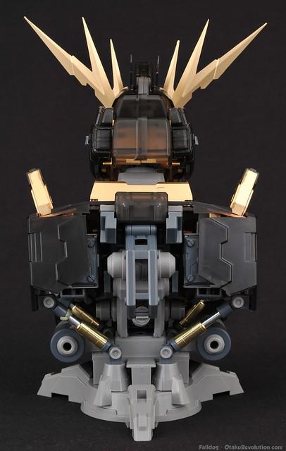 Seraph Hobby Banshee Bust - Straight Build 10