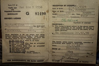 1978 Drivers License