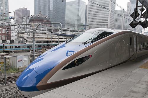 Shinkansen e7