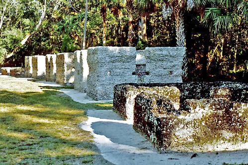 abandoned cabin ruins florida tabby plantation historical jacksonville