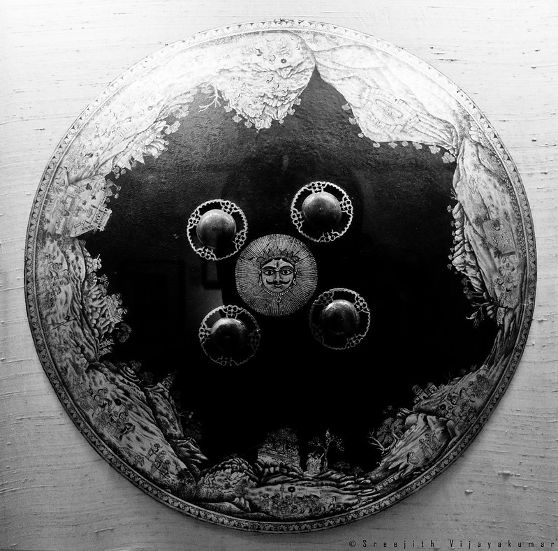 Shield of a Maharaja, National Museum, New Delhi
