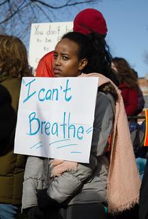 #ICantBreathe | by Tim Pierce