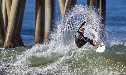 Super Spray Surfer... | by Air Butchie Photography